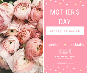 Mother's Day Court House Kinross